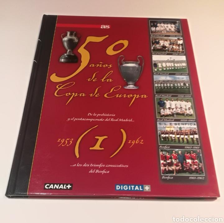 Libros: Colección 50 años de la copa de europa - Foto 3 - 208783051