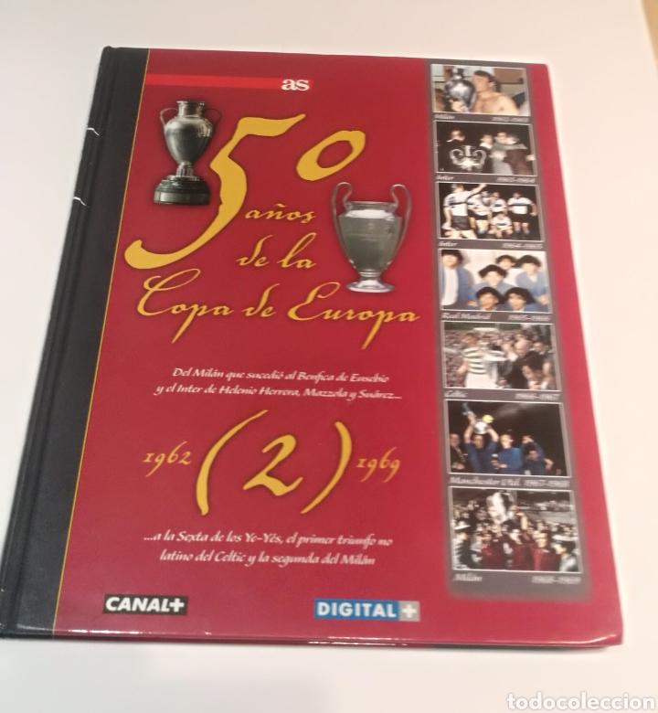 Libros: Colección 50 años de la copa de europa - Foto 4 - 208783051