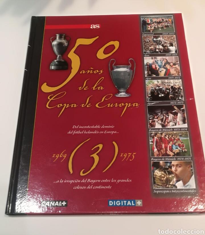 Libros: Colección 50 años de la copa de europa - Foto 5 - 208783051