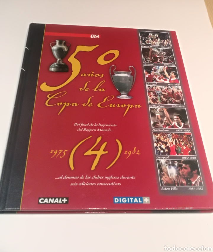 Libros: Colección 50 años de la copa de europa - Foto 6 - 208783051