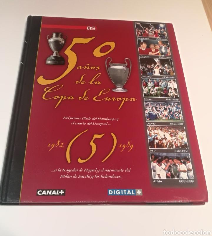 Libros: Colección 50 años de la copa de europa - Foto 7 - 208783051