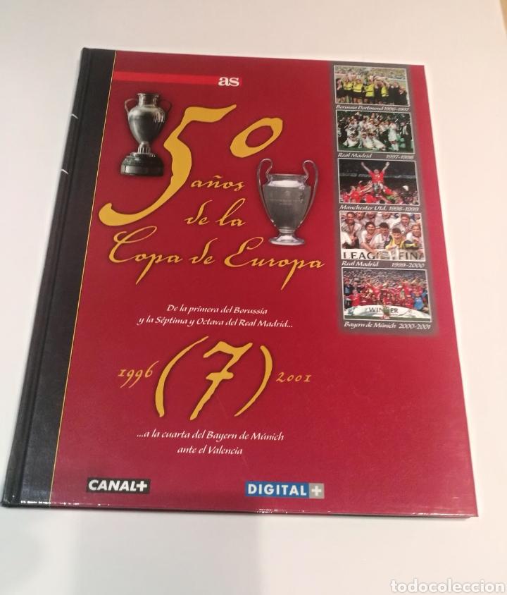 Libros: Colección 50 años de la copa de europa - Foto 9 - 208783051