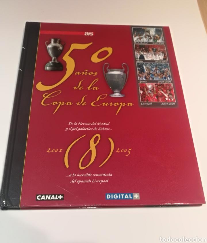 Libros: Colección 50 años de la copa de europa - Foto 10 - 208783051