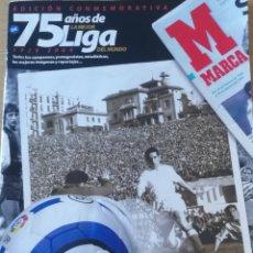 Libri: EDICIÓN CONMEMORATIVA 75 AÑOS DE LA MEJOR LIGA DEL MUNDO 1929/2004. Lote 208791375