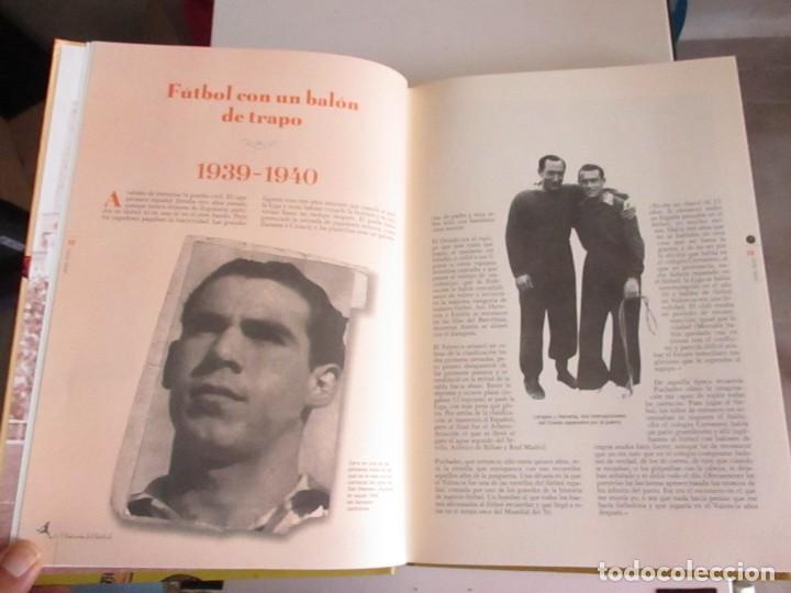 Libros: AQUÉLLOS DOMINGOS DE GLORIA 1939 - 1976 LOS AÑOS HERÓICOS DEL FÚTBOL ESPAÑOL - Foto 4 - 208832915