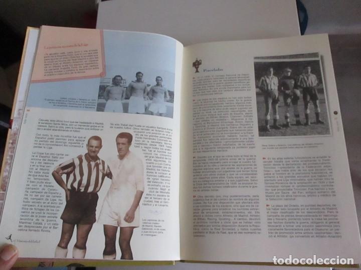 Libros: AQUÉLLOS DOMINGOS DE GLORIA 1939 - 1976 LOS AÑOS HERÓICOS DEL FÚTBOL ESPAÑOL - Foto 5 - 208832915