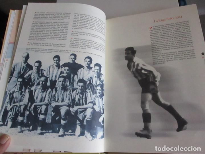 Libros: AQUÉLLOS DOMINGOS DE GLORIA 1939 - 1976 LOS AÑOS HERÓICOS DEL FÚTBOL ESPAÑOL - Foto 6 - 208832915