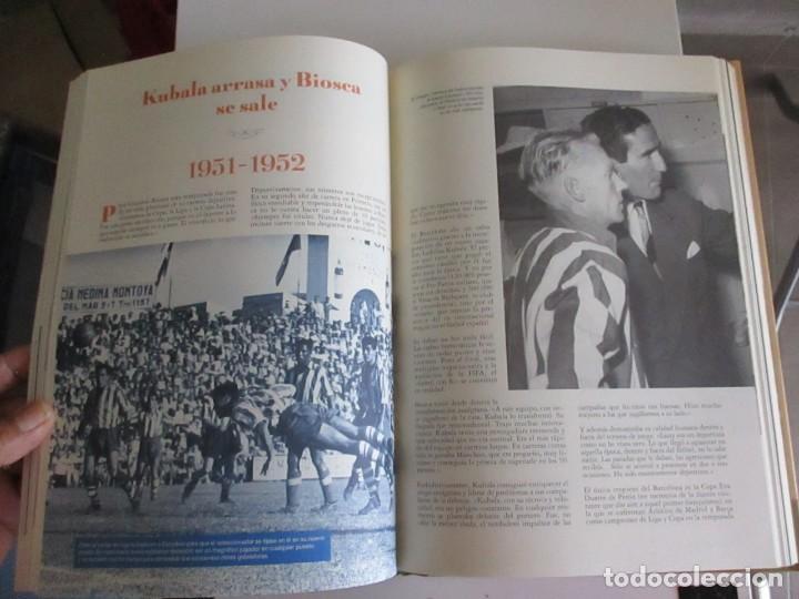 Libros: AQUÉLLOS DOMINGOS DE GLORIA 1939 - 1976 LOS AÑOS HERÓICOS DEL FÚTBOL ESPAÑOL - Foto 7 - 208832915