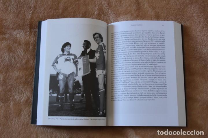 Libros: LIBRO LA AVENTURA DE MARADONA EN EUROPA. BARCELONA, NÁPOLES, SEVILLA. (2011) FÚTBOL. - Foto 8 - 209136940