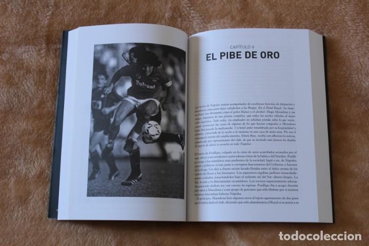 Libros: LIBRO LA AVENTURA DE MARADONA EN EUROPA. BARCELONA, NÁPOLES, SEVILLA. (2011) FÚTBOL. - Foto 9 - 209136940