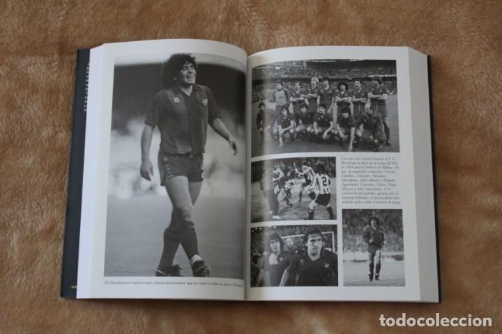 Libros: LIBRO LA AVENTURA DE MARADONA EN EUROPA. BARCELONA, NÁPOLES, SEVILLA. (2011) FÚTBOL. - Foto 12 - 209136940