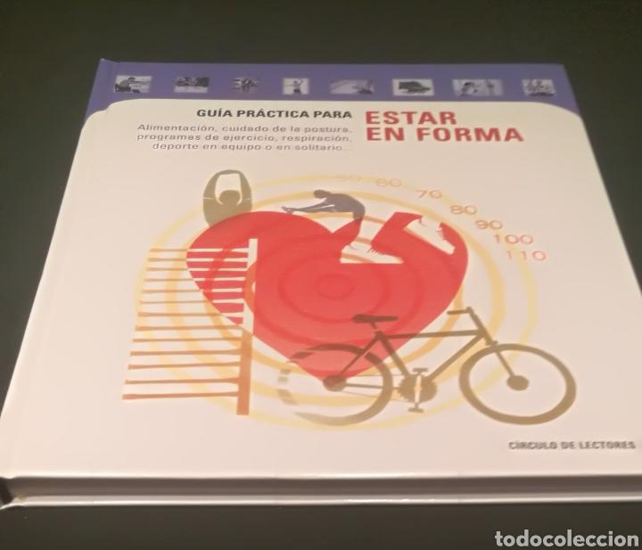 ¡¡ LIQUIDACIÓN DE LIBROS A 0,50 ¡¡GUÍA PRÁCTICA PARA ESTAR EN FORMA (Libros Nuevos - Ocio - Deportes y Juegos)