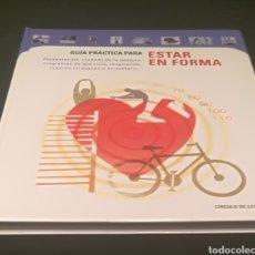 Libros: GUÍA PRÁCTICA PARA ESTAR EN FORMA. Lote 210349695