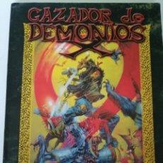 Libros: CAZADOR DE DEMONIOS X - SUPLEMENTO VAMPIRO LA MASCARADA. Lote 211731166