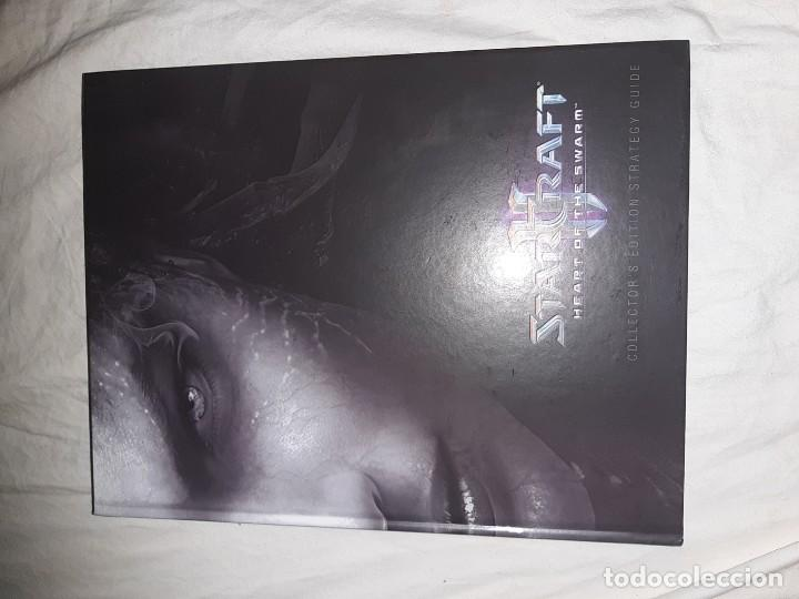 STARCRAFT. HEART OF THE SWARM. COLLECTOR'S EDITION STRATEGY GUIDE (Libros Nuevos - Ocio - Deportes y Juegos)