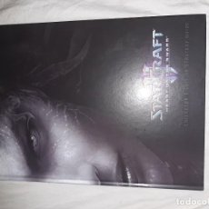 Libros: STARCRAFT. HEART OF THE SWARM. COLLECTOR'S EDITION STRATEGY GUIDE. Lote 215491790