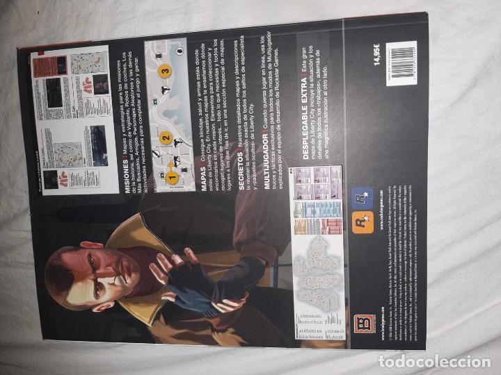 Libros: Guia oficial grand theft auto IV - Foto 2 - 215491835
