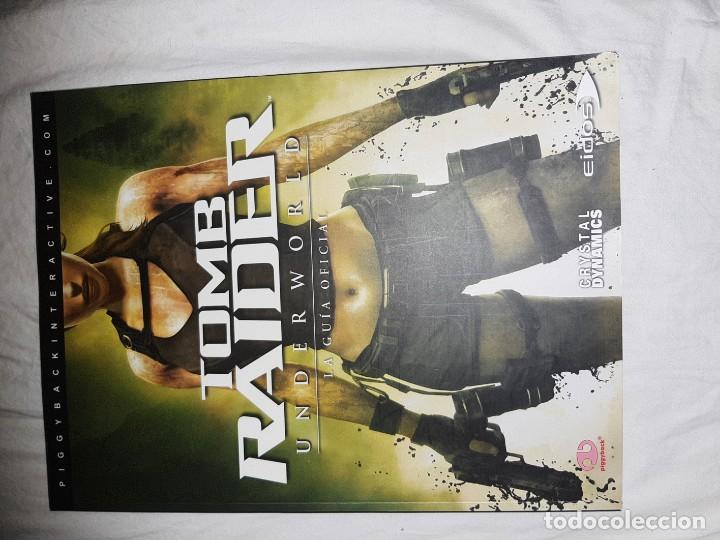 GUIA OFICIAL TOM RAIDER UNDERWORDL (Libros Nuevos - Ocio - Deportes y Juegos)