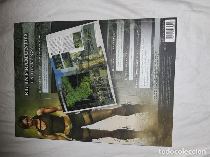 Libros: Guia oficial tom raider underwordl - Foto 2 - 215492028