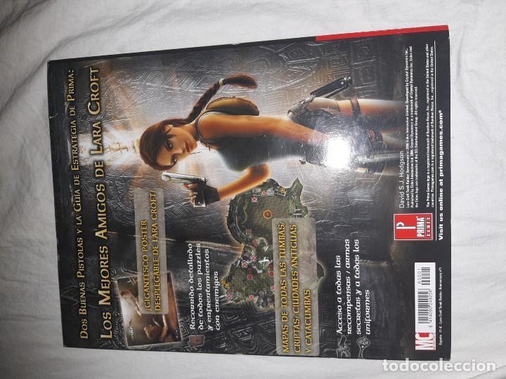 Libros: Guia oficial lara croft tomb raider anniversary - Foto 2 - 215492235