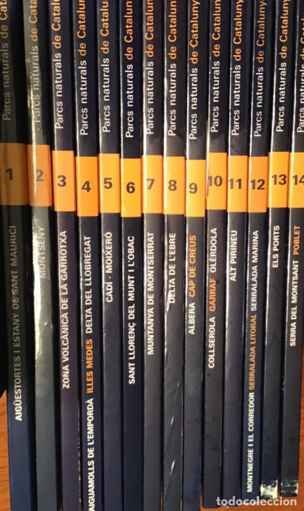 Libros: Colección Parcs Naturals - Foto 2 - 217863158