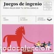 JUEGOS DE INGENIO PARA AGUDIZAR TU INTELIGENCIA (Libros Nuevos - Ocio - Deportes y Juegos)