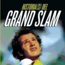 Libros: HISTORIAS DEL GRAND SLAM: TODO SOBRE EL TENIS Y SUS TORNEOS MÁS FAMOSOS. Lote 218364993