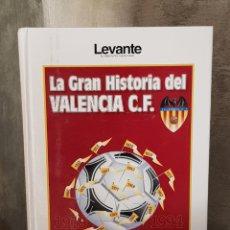 Libros: LA GRAN HISTORIA DEL VALENCIA C.F. 1919 A 1994 / JAIME HERNÁNDEZ PERPIÑA. Lote 218989856