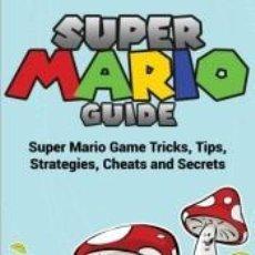 Libros: SUPER MARIO GUIDE. Lote 219364818