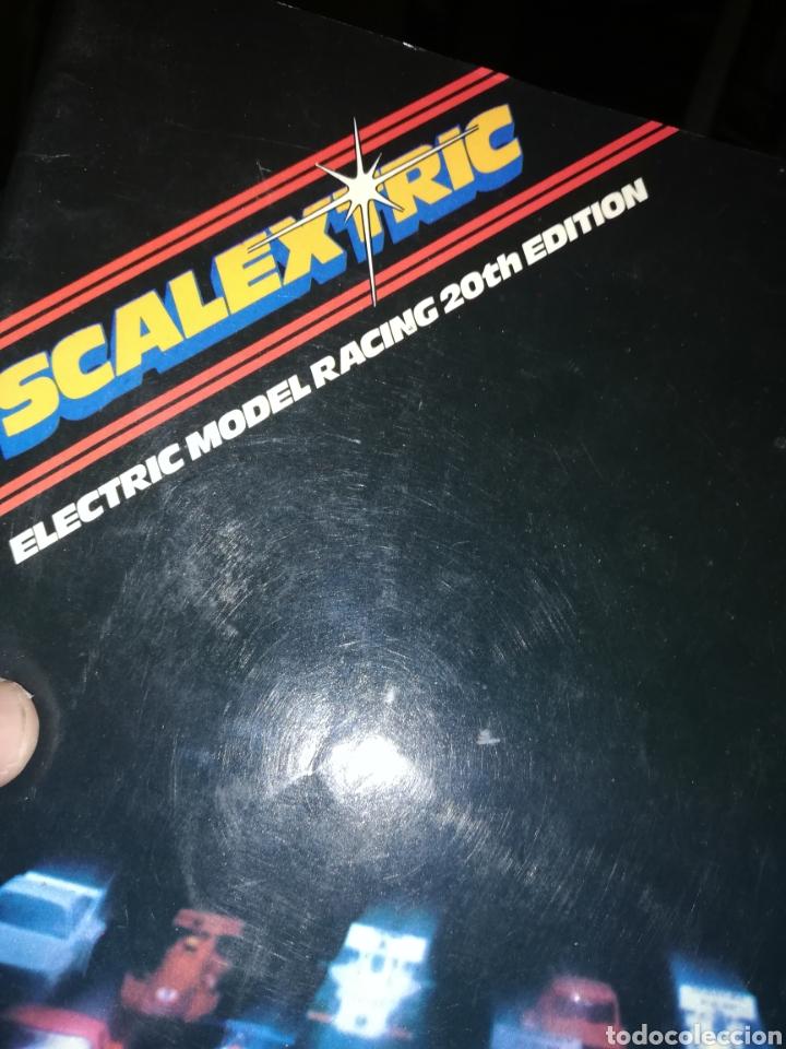 Libros: Libro de Scalextric model racing 20 th Edition - Foto 2 - 220669386