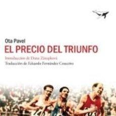 Libros: EL PRECIO DEL TRIUNFO. Lote 221255096