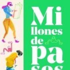 Libros: MILLONES DE PASOS. Lote 222627993