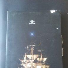 Libros: GUILERMO GONZÁLEZ VÁZQUEZ.VOLVO OCEAN RACE. 12 NOVIEMBRE 2005 SALIDA VUELTA MUNDO. VIGO Y SANXENXO. Lote 222658880