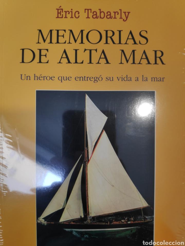 MEMORIAS DE ALTA MAR. ÉRIC TABARLY (Libros Nuevos - Ocio - Deportes y Juegos)