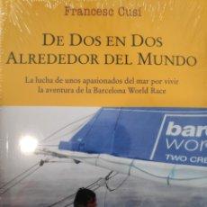 Libros: DE DOS EN DOS ALREDEDOR DEL MUNDO. Lote 223670785