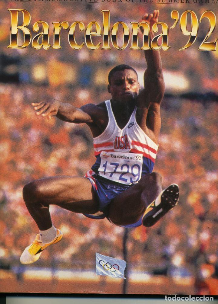 BARCELONA 1992 - OLÍMPIADAS (EN INGLÉS) (Libros Nuevos - Ocio - Deportes y Juegos)