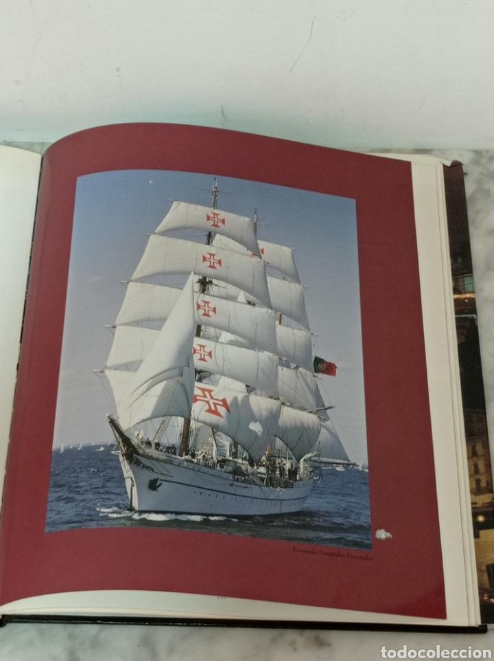 Libros: CADIZ EN LA GRAN REGATA 1992 TAPA DURA 24X31 - Foto 3 - 225281765