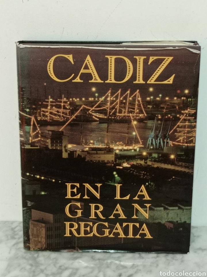 CADIZ EN LA GRAN REGATA 1992 TAPA DURA 24X31 (Libros Nuevos - Ocio - Deportes y Juegos)