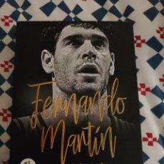 Libros: LIBRO DE FERNANDO MARTIN. INSTINTO GANADOR. Lote 227954283