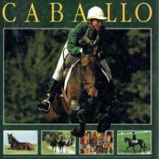 Libros: GUÍA COMPLETA DEL CABALLO JANE HOLDERNESS-RODDAM. Lote 231410420