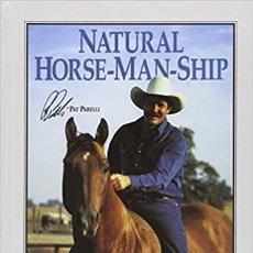 Libros: NATURAL HORSE-MAN-SHIP. Lote 231411955