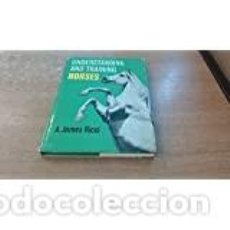 Libros: UNDERSTANDING AND TRAINING HORSES JAMES RICCI. Lote 231721445