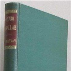 Libros: GANADO CABALLAR, DE JOSE MARIA BELTRAN. COLECCIÓN AGRÍCOLA SALVAT, 1954. 203 GRABADOS. Lote 231892600