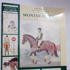 Libros: MONTAR SEGURO PILAR MASSAGUER. Lote 231994845