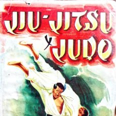 Libros: JIU JITSO Y JUDO. Lote 234106030
