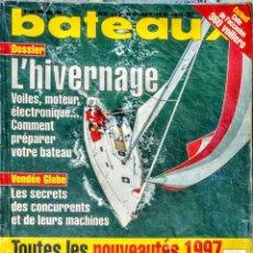 Libros: BATEAUX.REVISTA.NOVIEMBRE 1998. Lote 242898210