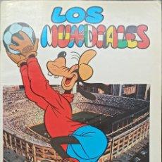 Libros: LOS MUNDIALES, GOOFY - WALT DISNEY - 1982 - MONTENA. Lote 246919435