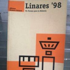 Libros: LINARES 98. UN TORNEO PARA LA HISTORIA. Lote 251648920