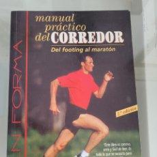 Libros: MANUAL PRÁCTICO DEL CORREDOR. JOHN HANC. Lote 257386670