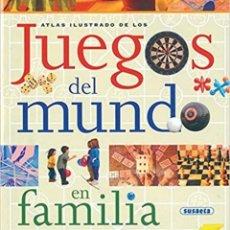 Libros: JUEGOS DEL MUNDO EN FAMILIA. Lote 261518430
